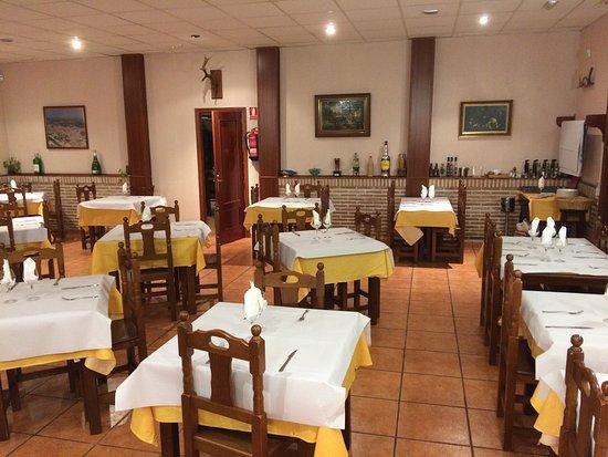 La Puebla de Montalban, Spania: Restaurante Aranda