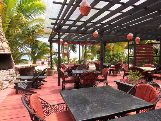 The Bonefish Grille at the Singing Sands Inn: Bonefish Grille