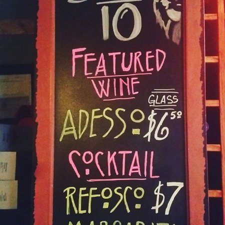 Riverton, WY: Daily Specials. Wine Wednesday.