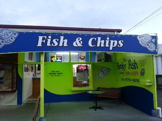 The new funky fish blenheim restaurant reviews photos for Fish restaurant marlborough