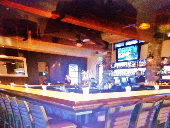 La Quinta, Califórnia: Large Bar area