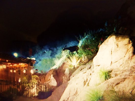 La Quinta, CA: Stunning view of the patio and mountain