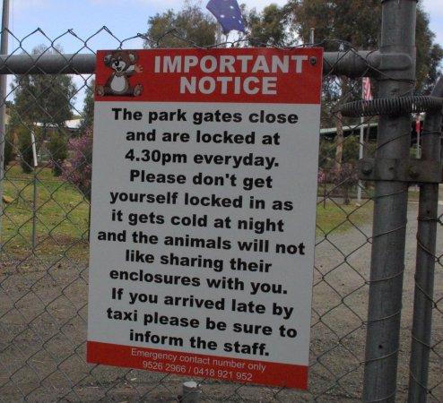 Byford, ออสเตรเลีย: entree