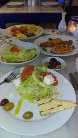 Greek Restaurants In Telford
