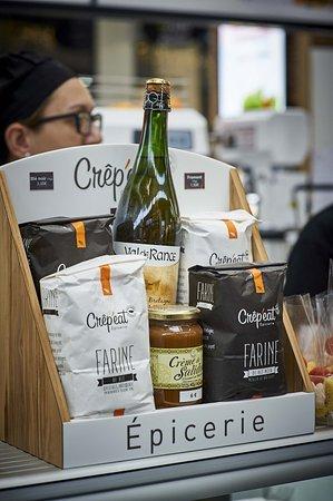 Crep'eat: Coté Epicerie Crêp'eat
