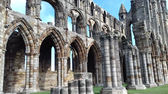Whitby Abbey: 20170323_121555_large.jpg