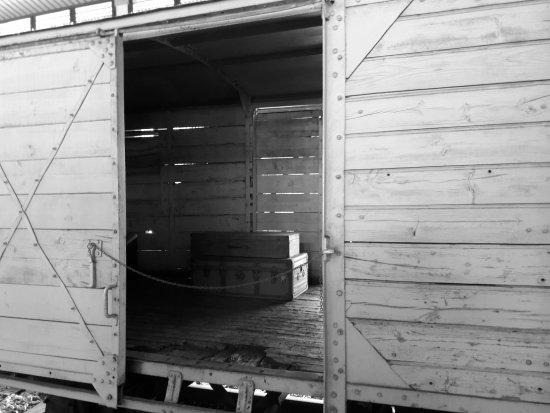 Ponferrada, Spania: vagoneta clásica