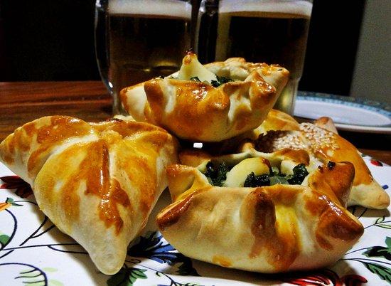 Franca, SP: Deliciosas esfihas!