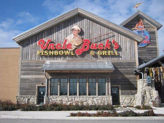 Tsawwassen, Canadá: Uncle Bucks Bowling Alley & Restaurant