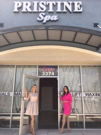 Saint Cloud, FL: Welcome to Pristine Spa