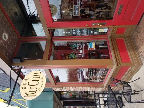 ฟอร์ตคอลลินส์, โคโลราโด: Ku Cha House of Tea