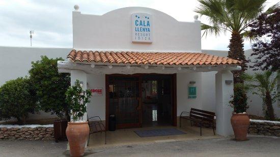 Cala Llenya, Spain: villaggio