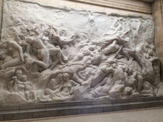"""Horta-Lambeaux """"Pavillon des Passions Humaines"""""""