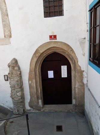 Sinagoga Maribor : Locked entrance