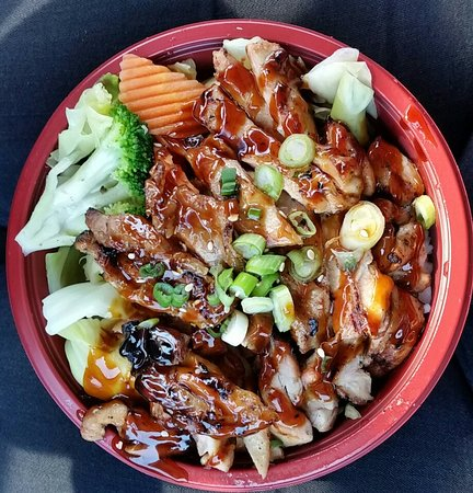 La Habra, Kalifornien: Teriyaki King