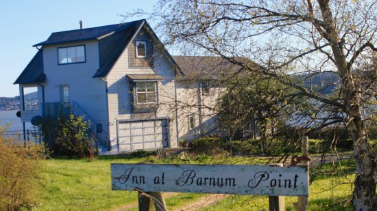 Inn at Barnum Point Resmi