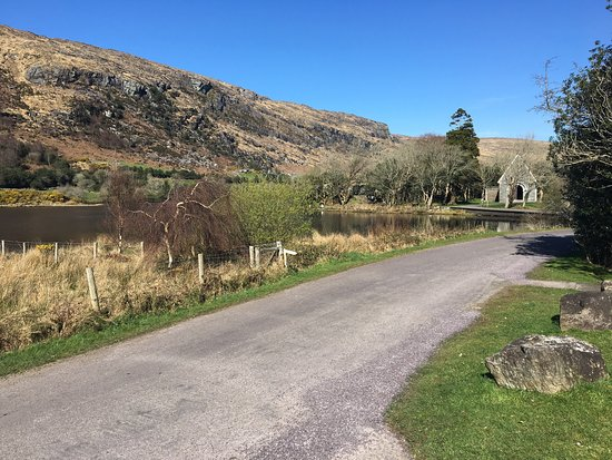 Gougane Barra Park: Fab place on a beautiful March day🌼