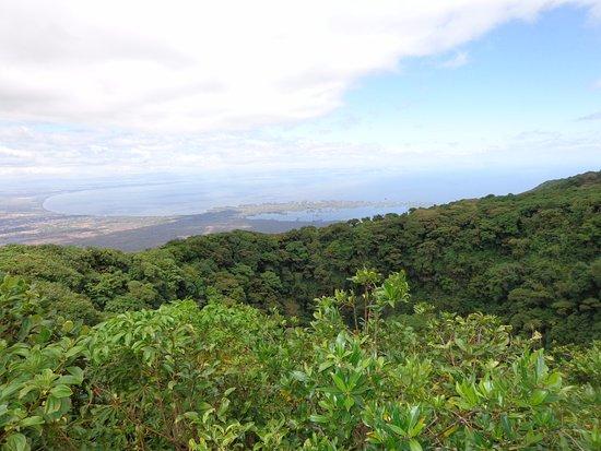 Granada, Nicaragua: view on lake nicaragua