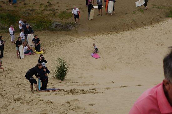 Kaitaia, Nueva Zelanda: Dismount!