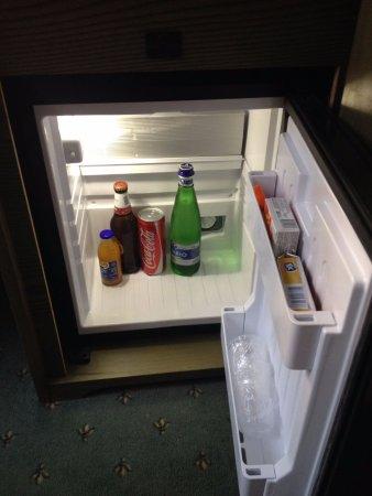 Astor Hotel: nel frigo-bar c'è quello che serve