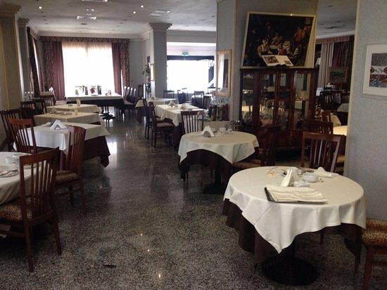 Astor Hotel: sala della colazione
