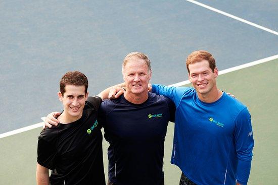 Dial Jones Tennis Academy: DJTA Santa Monica Staff
