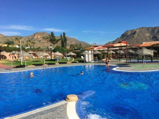 Isla Plana, Испания: Varmvattensbassäng
