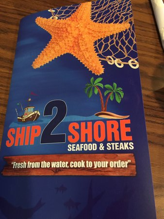 Ship 2 Shore Seafood & Steaks