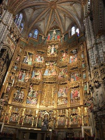 Province of Toledo, İspanya: Altar Barroco