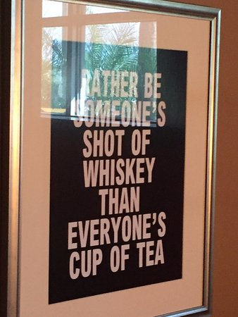 The Villages, FL: rather be whiskey