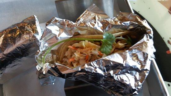 Woodbridge, VA: Chicken Taco