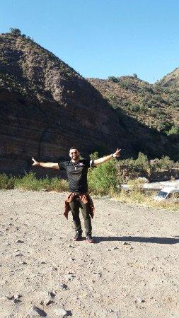 Santiago, Chile: Mirador!