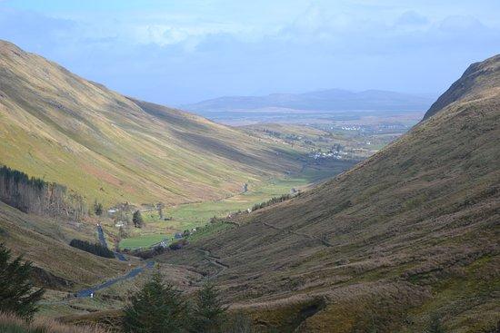 Ardara, Ireland: Taken near the top of Glengesh Pass. It's as beautiful as it looks.