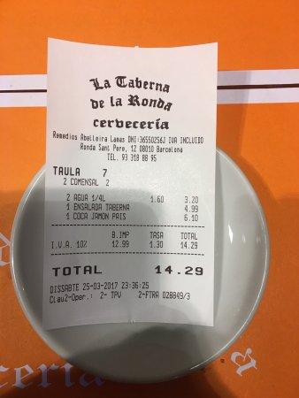 La Taberna de la Ronda: photo0.jpg