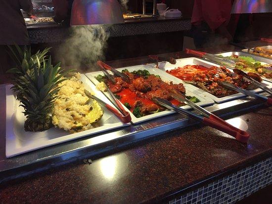 Sebring, FL: Meat rice