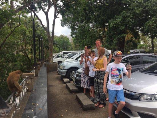 Chalong, Thailand: Phuket City Tour Private Minibus Service in Phuket, City Tour by Minibus