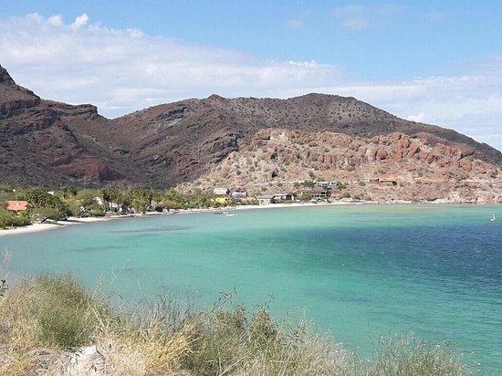 บาฮากาลิฟอร์เนียซูร์, เม็กซิโก: Otra Playa hermosa en el mar de Cortez