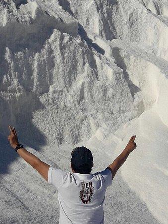 บาฮากาลิฟอร์เนียซูร์, เม็กซิโก: Desalinadora en Guerrero Negro, un muy interesante Tour. HUELUM!!!