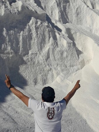 Baja California Sur, Mexico: Desalinadora en Guerrero Negro, un muy interesante Tour. HUELUM!!!