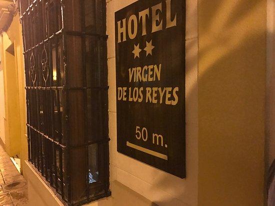 Hotel Virgen de los Reyes: photo0.jpg