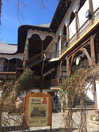 Manuc's Inn (Hanul lui Manuc): Habitaciones