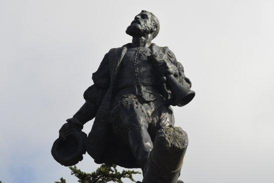 Memorial to Ferdinand Magellan