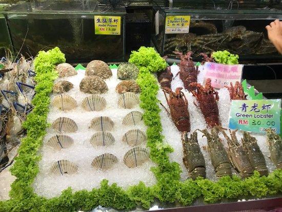Bali Hai Seafood Market Penang Island Restaurant Reviews Phone