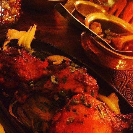 World Kitchen : Chicken Tandoori