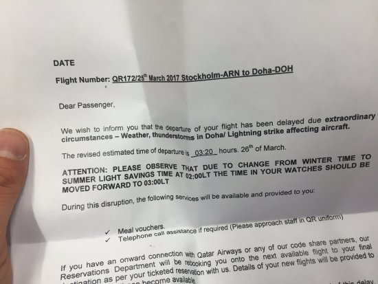 letter picture of qatar airways world tripadvisor rh tripadvisor co za