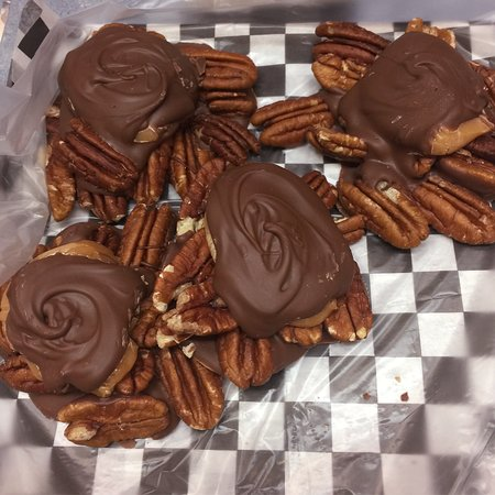 Yreka, CA: Shasta's Chocolate Emporium