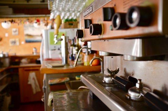 Sutton, Canadá: Un petit espresso?