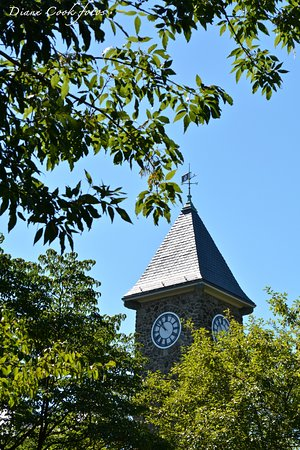 Hillsborough, Νιού Τζέρσεϊ: Clock Tower at the Coach Barn