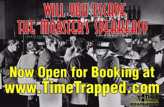 Time Trapped Escape Room