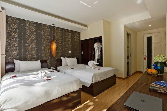 Hanoi Impressive Hotel, hoteles en Hanói